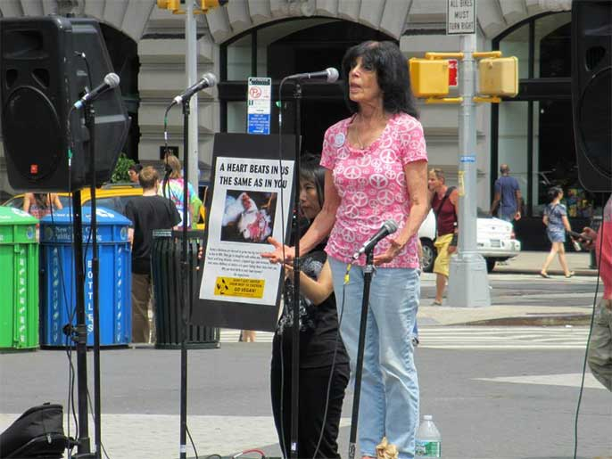 National Animal Rights Day in New York