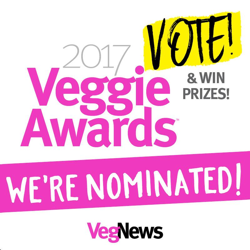 Veg News poster
