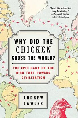 Why did the chicken cross the world cover