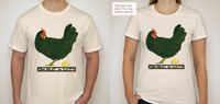 too neat hen models-s