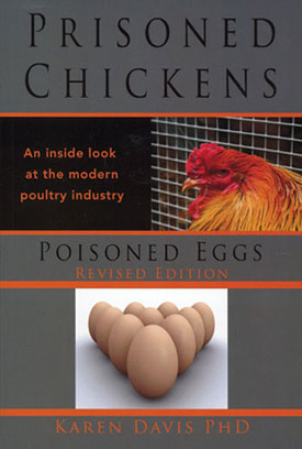 Prisoned Chickens, Poisoned Eggs book cover