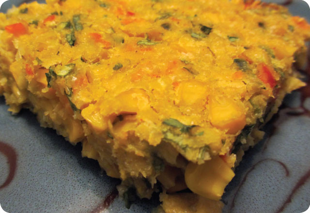 Vegan Recipe Corner Vegan Southwestern Corn Pudding Upc
