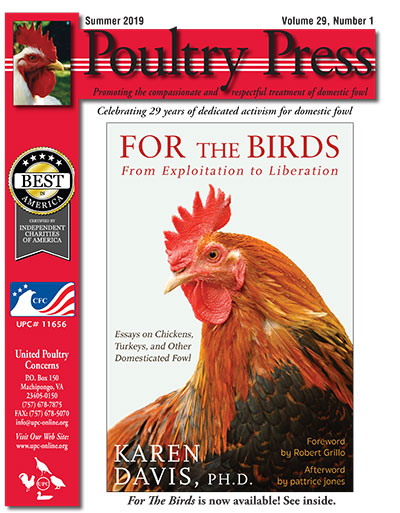 Poultry Diseases - United Poultry Concerns
