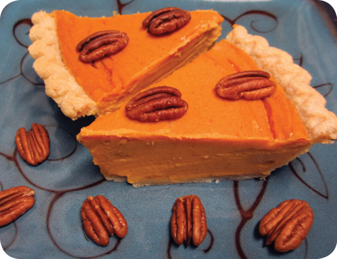 Vegan Sweet Potato Pie Filling