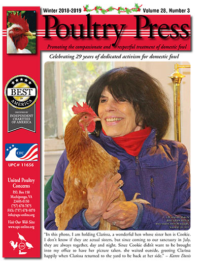 UPC Winter 2018-2019 Poultry Press